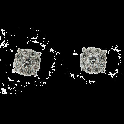 Orecchini Diamanti Magic